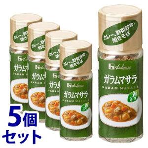 《セット販売》 ハウス食品 ガラムマサラ (13g)×5個セット スパイス 調味料 ※軽減税率対象商品