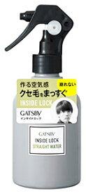 マンダム GATSBY ギャツビー インサイドロック ストレートウォーター (200mL) 男性用 メンズ ヘアスタイリング剤