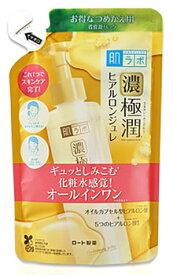 ロート製薬 肌ラボ ハダラボ 極潤 ヒアルロンジュレ つめかえ用 (150ml) 詰め替え用 オールインワン