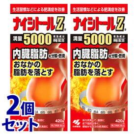 【第2類医薬品】【☆】 《セット販売》 小林製薬 ナイシトールZa (420錠)×2個セット おなかの脂肪を落とす ナイシトール