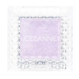 セザンヌ化粧品 セザンヌ シングルカラーアイシャドウ 05 ピュアラベンダー (1g)