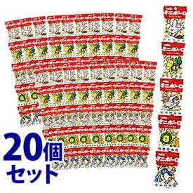 《セット販売》 大阪前田製菓 ミニボーロ 5連 (18gx5袋)×20個セット お菓子 ※軽減税率対象商品