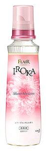 【特売】 花王 フレア フレグランス イロカ シアーブロッサムの香り 本体 (570mL) 柔軟剤 IROKA
