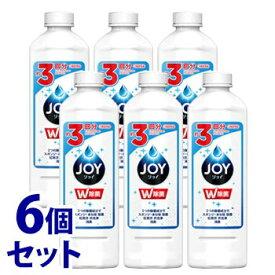 【特売】 《セット販売》 P&G 除菌ジョイコンパクト つめかえ用 (400mL)×6個セット 食器用洗剤 【P&G】