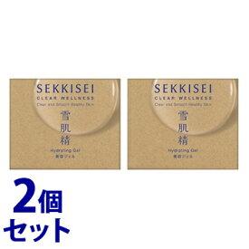 《セット販売》 コーセー 雪肌精 クリアウェルネス ハイドレイティング ジェル (90g)×2個セット 効能タイプ 美容ジェルクリーム SEKKISEI CLEAR WELLNESS