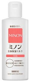 第一三共ヘルスケア ミノン全身保湿ミルク (200mL) ボディミルク 【医薬部外品】