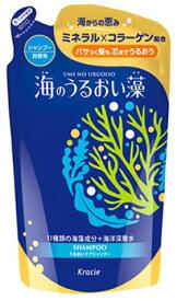 クラシエ 海のうるおい藻 うるおいケア シャンプー つめかえ用 (420mL) 詰め替え用