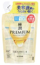 ロート製薬 肌ラボ 極潤プレミアム ヒアルロン液 つめかえ用 (170mL) 詰め替え用 肌研 保湿化粧水