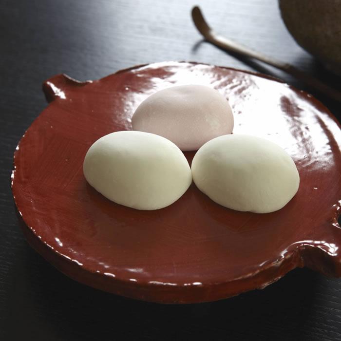 【マシュマロ・紅白饅頭】つるの玉子 8個入   和菓子 祝い ギフト 個包装