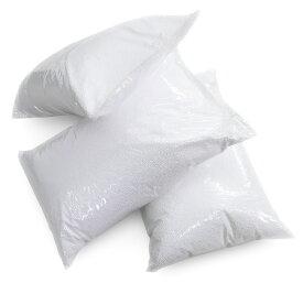 補充用 ビーズ 粒径3〜5mm 1.2kg(400g×3袋) ビーズクッション用 詰め替え 発泡ポリスチレン ノーホルマリン加工 日本製