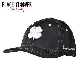 《あす楽》ブラッククローバー キャップ PREMIUM CLOVER #41 [ブラックホワイト]