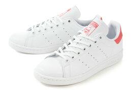 【バラエティクーポン配布中】【秋新着】adidas(アディダス) STAN SMITH J(スタンスミス ジュニア) EE7573 ホワイト/ピンク