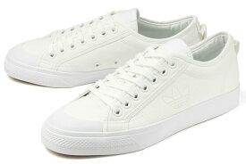 adidas(アディダス) NIZZA TREFOIL W(ニッツァ トレフォイル ウィメンズ) EF1879 ホワイト/ホワイト