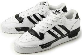 adidas(アディダス) RIVALRY LOW(ライバルリー ロー) EG8062 ホワイト/ブラック
