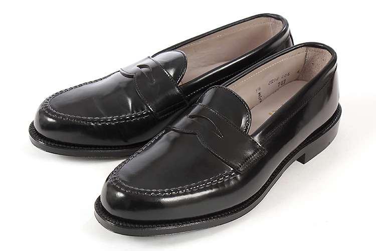 Alden (オールデン) 987 BLACK ブラック 黒