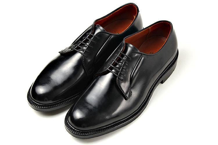 Alden(オールデン)9901 Eワイズ Blackブラック