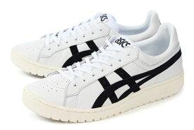 大きいサイズ 靴【29cm 30cm 31cm】 ASICS TIGER(アシックスタイガー) GEL PTG(ゲル ポイントゲッター) HL7X0 0190 ホワイト/ブラック ビッグサイズ