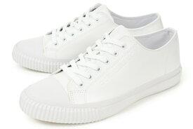 【セール】Calvin Klein Jeans(カルバンクライン ジーンズ) IACO NAPPA SMOOTH 34S1735-WHT ホワイト