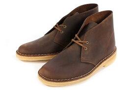大きいサイズ 靴 Clarks (クラークス) Desert Boot デザートブーツ 20356344 BEESWAX ビースワックス ビッグサイズ