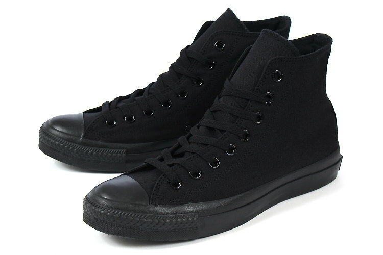 converse(コンバース) ALL STAR HI(オールスター ハイ) M3310 ブラック 黒 モノクローム