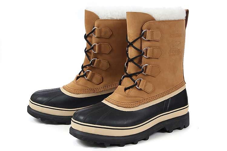 【エントリーでポイント5倍】大きいサイズ 靴【29cm 30cm】SOREL(ソレル) CARIBOU(カリブー) NM1000 281 バフ ビッグサイズ