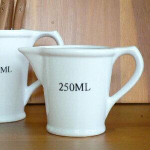 DULTON  陶器メジャーリングカップ 250ml 【ダルトン/電子レンジ・ディッシュウオッシャー・オーブン使用可】