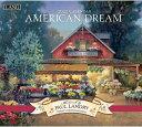 2021年 LANG社(ラング)カレンダー アメリカンドリーム(American Dream)