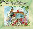 2021年 LANG社(ラング)カレンダー  バウンティフルブレッシング (Bountiful Blessings)