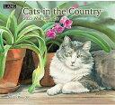 2021年 LANG社(ラング)カレンダー キャッツ イン ザ カントリー(Cats in the country)