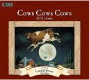 2021年 LANG社(ラング)カレンダー カウズ カウズ カウズ(The Lang Cows Cows Cows)