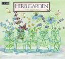 2021年 LANG社(ラング)カレンダー ハーブガーデン(Herb Garden)