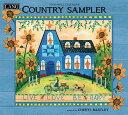2018年 LANG社(ラング)カレンダー  カントリーサンプラー (Country Sampler)