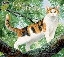 2018年 LANG社(ラング)カレンダー  ラブ オブ キャッツ (Love Of Cats)