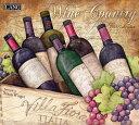 2018年 LANG社(ラング)カレンダー ワインカントリー(Wine Country)