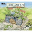 2020年 LANG社(ラング)カレンダー ハーブガーデン(Herb Garden)