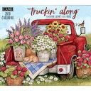 2020年 LANG社(ラング)カレンダー トラッキン アロング(Truckin along)