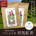 【送料無料】対馬産べにふうき紅茶 (ティーバッグ2.5g×8包入)×2袋 【べにふうき】【紅富貴】【紅ふうき】【ベニフウキ】【紅茶】…