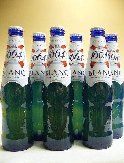 クローネンブルグ・ブラン(白ビール) 瓶 330ml×6本組 【ビール】【ビア】【BEER】【フランス】