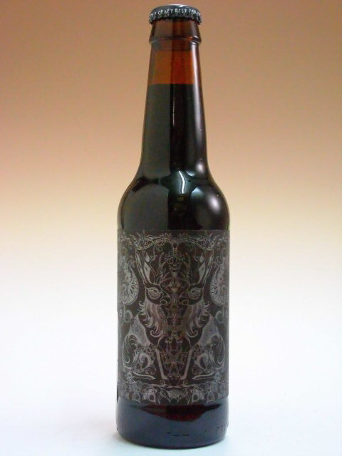ブリュードッグ・ヒンターランド オートミールスタウト 9% 330ml 【ビール】【ビア】【BEER】【BrewDog】