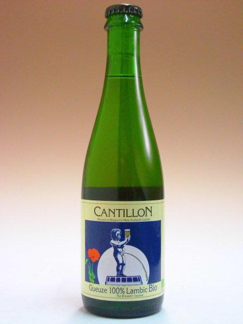 カンティヨン・グース(ランビック) 5% 375ml 【ビール】【ビア】【BEER】【ベルギー】
