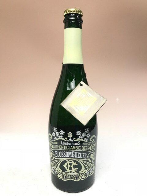 リンデマンス・ブロッサムグーズ 6% 750ml 【ベルギー】【ビール】【限定品】【10月新商品】