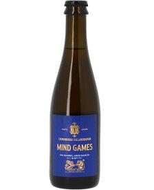 (単品)ソーンブリッジ・マインドゲームス ジンバレルエイジド・セゾン 8.5% 375ml 【クラフトビール】【イギリス】【海外ビール】【輸入ビール】