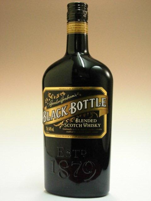 ブラックボトル 40度 700ml 並行輸入品