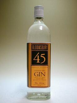 掃帚巴裏柳丁·杜松子酒45度700ml正規的進口商品