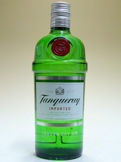 タンカレー・ジン 47.3度 750ml 正規輸入品