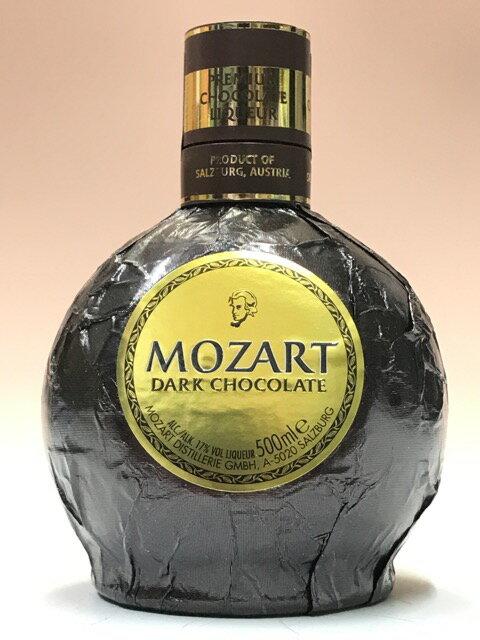 モーツァルト・ブラックチョコレート 17度 500ml 正規輸入品