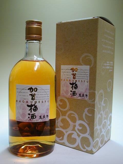 萬歳楽 加賀梅酒 720ml 【箱入り】