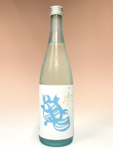 【H29BY】千代の亀 夏亀媛はなび 720ml 【要冷蔵商品】【愛媛の地酒】【6月新商品】