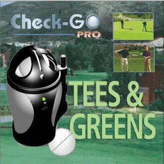 高爾夫球平衡查對者/檢查前進專業CHECK GO PRO/高爾夫球重心檢查