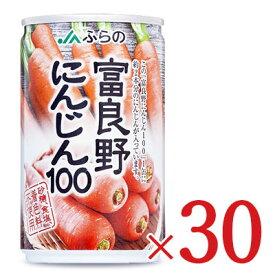 JAふらの 富良野にんじん100 160g × 30本セット ケース販売《あす楽》